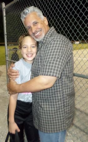 20 papa and brooke at baseball