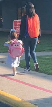 2018 ayva first day of school 1