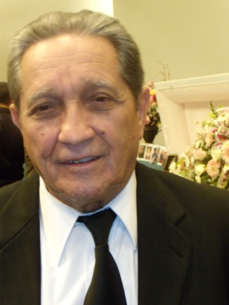 funeral service PASTOR gilberto
