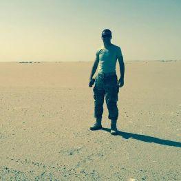jake in kuwait