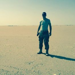 jake in kuwait