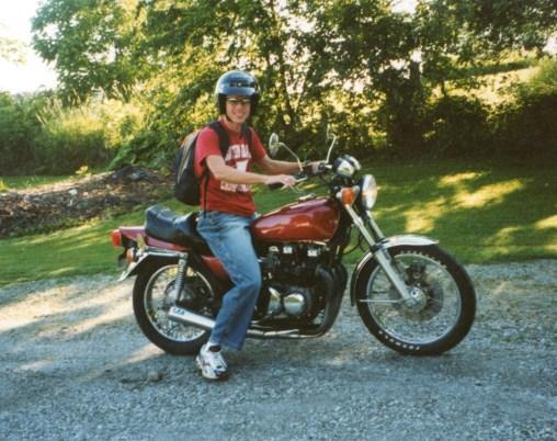 jake motorcycle