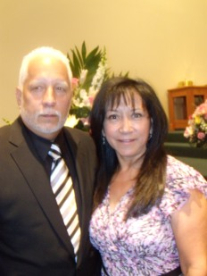 Son Joe and Diane