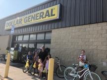 bike dollar general