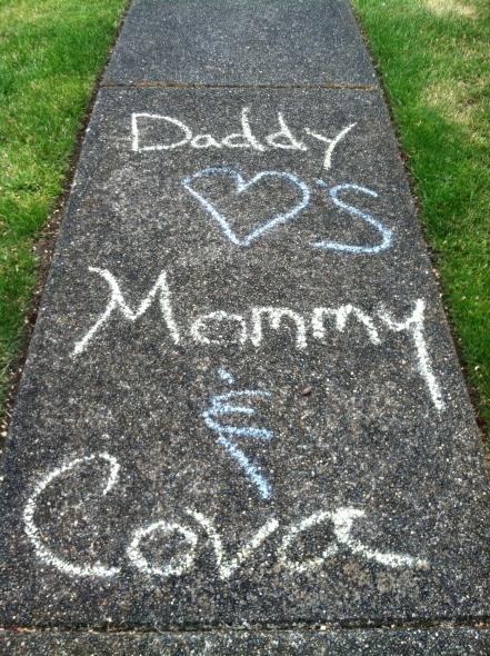 sidewalk love 1