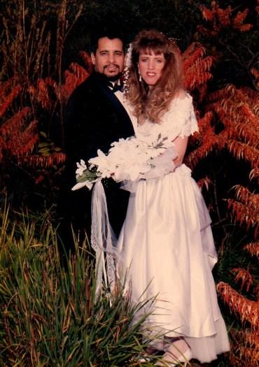 David and Lori Married