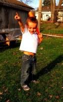 Ethan baseball little