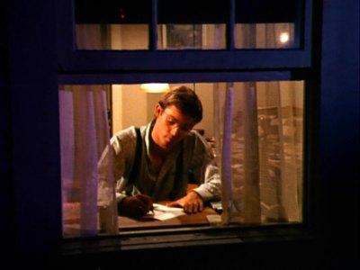 John boy writing