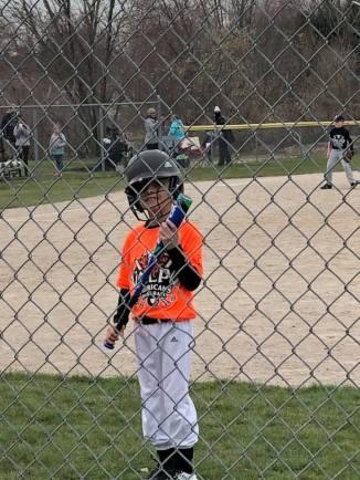 Baseball Ethan