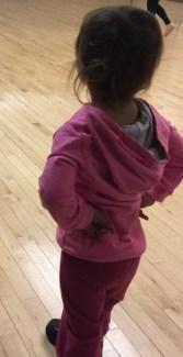 Hands on hip Rosalee