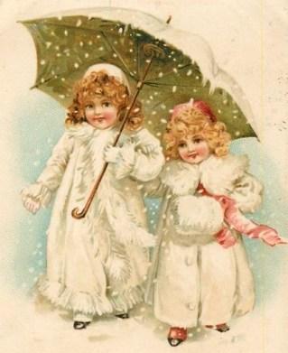sisters umbrella