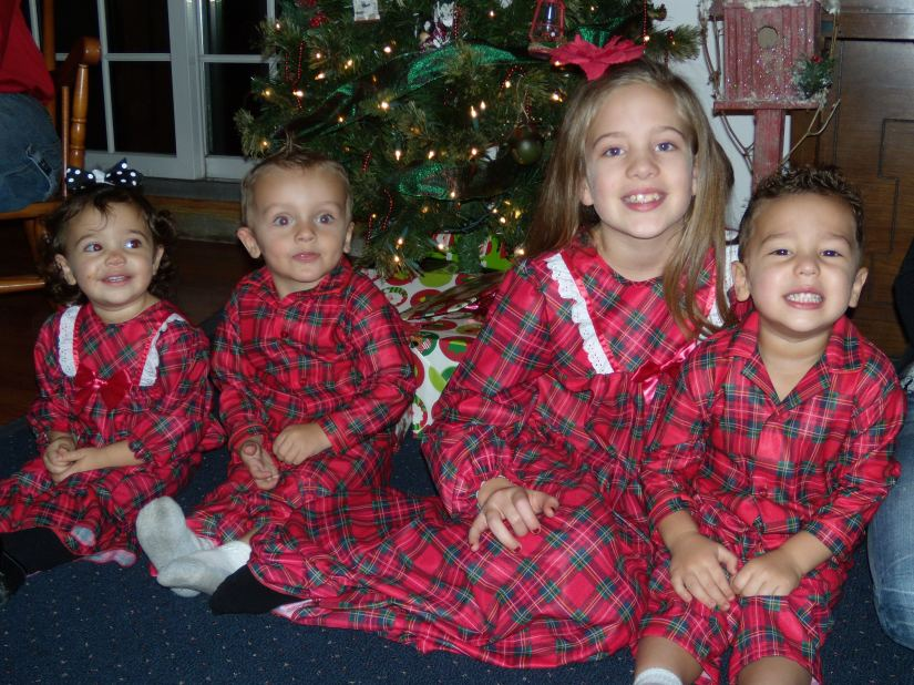 CHRISTMAS THROUGH MY EYES  By Lori AAlicea