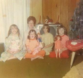 xmas tree houle sisters