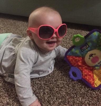 aubrey in glasses