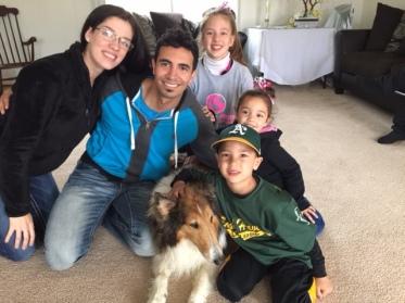 Noah, kids, nate and kristy