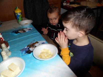 ethan kollin praying prayer