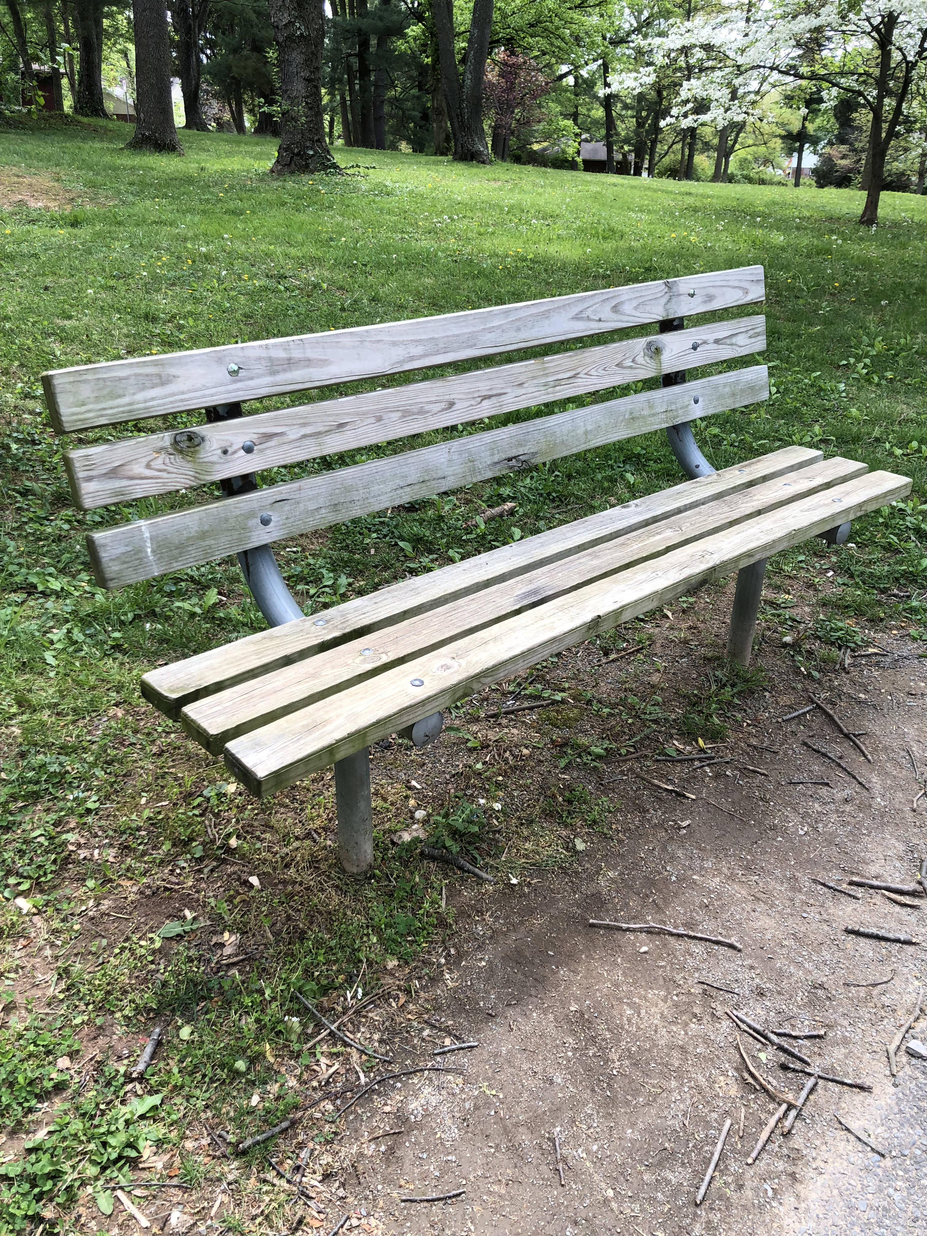 USE THIS BENCH