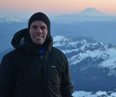 Article Jake and Mt Ranier