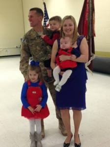 family return from deployment 1