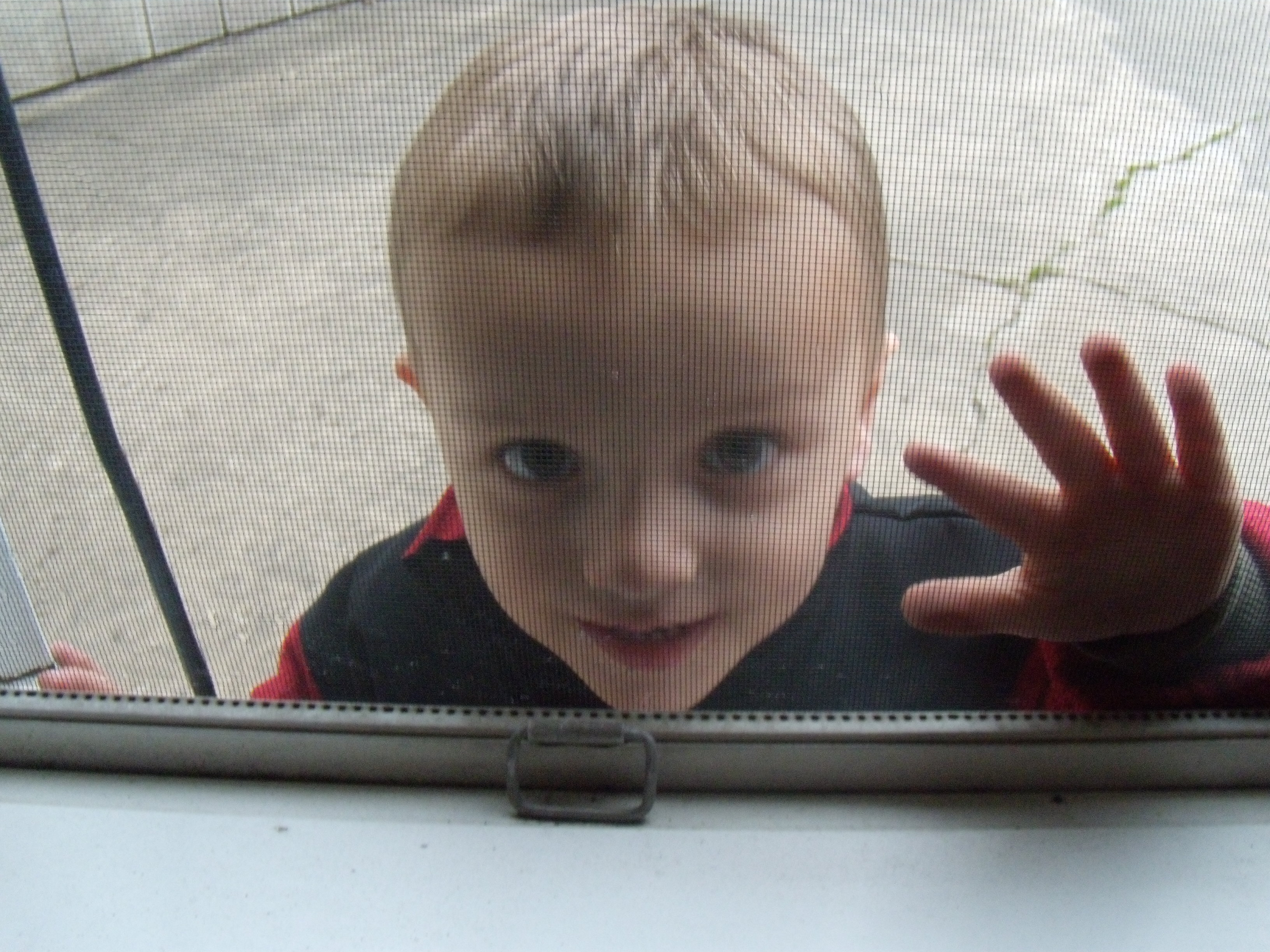ethan looking in screen