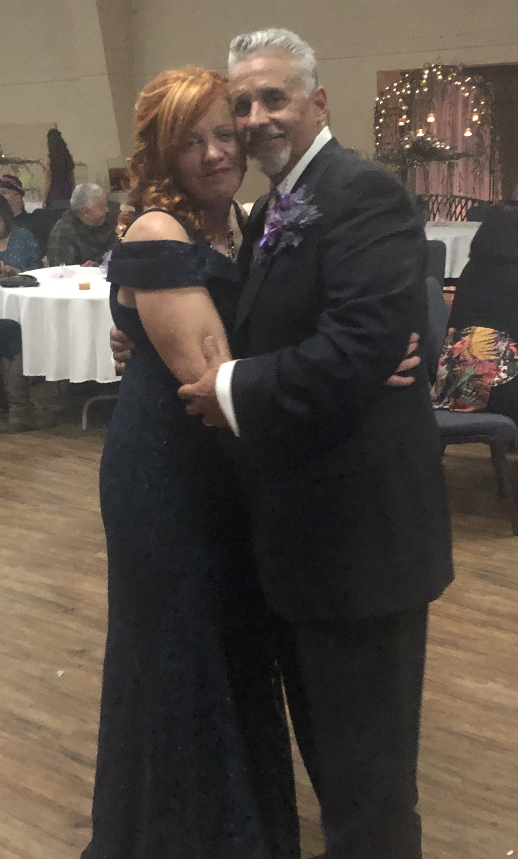 dance David and Lori