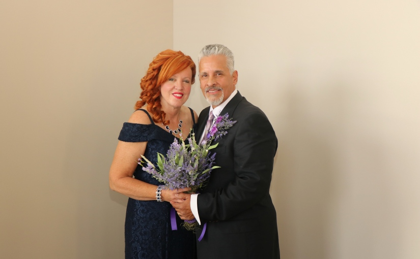 RENEWAL VOWS AND HONOR TO MY BELOVED HUSBAND  By Lori A Alicea