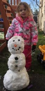 2014 cova winter 3 snow men