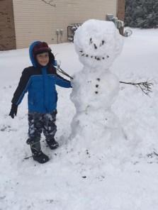 ethan snowman