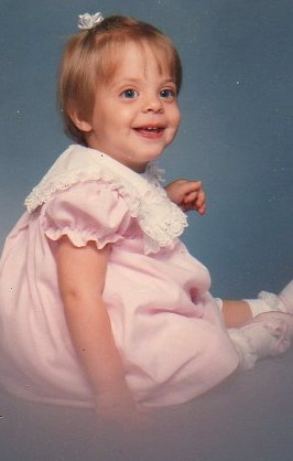 16 Candace baby picture