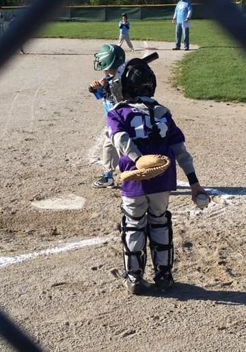 ethan baseball game 2