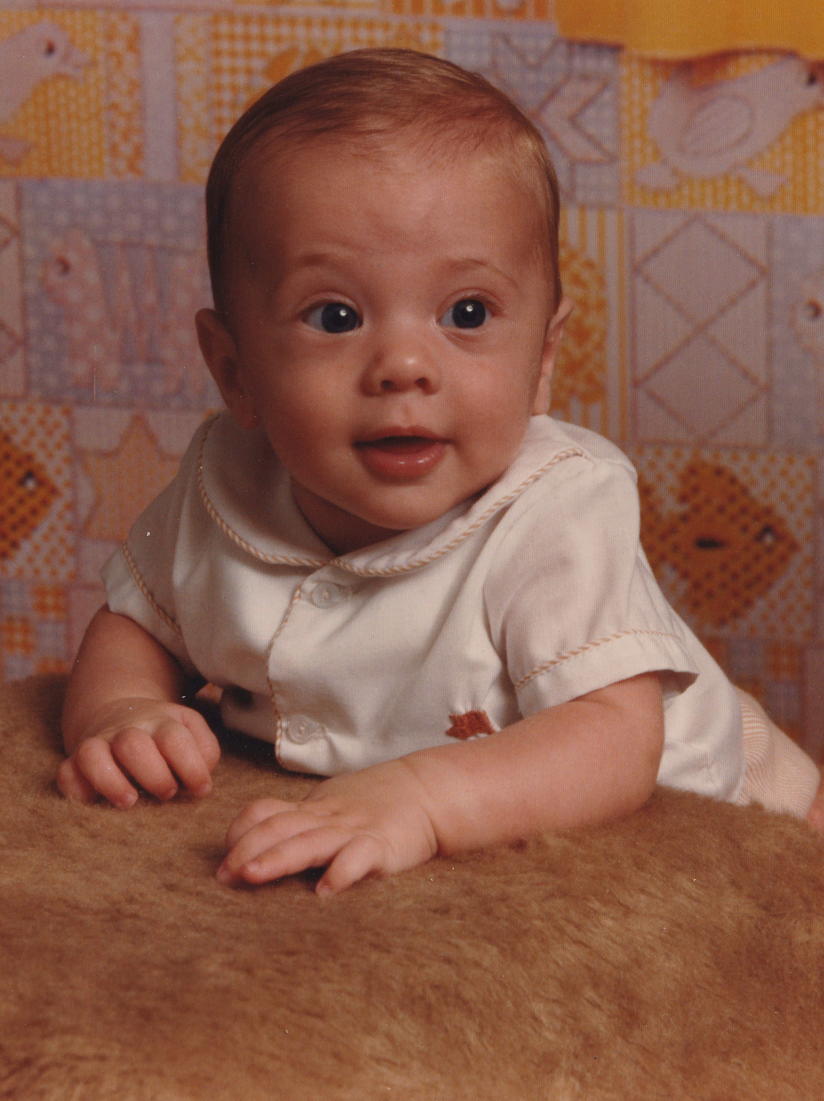jake as a baby