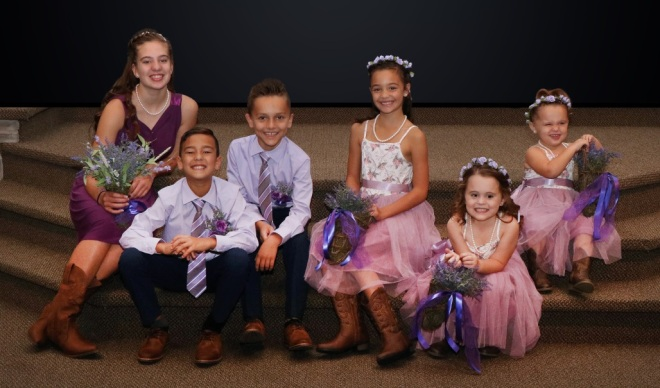 wedding cumbee alicea kids