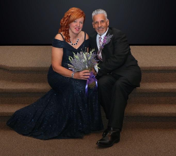wedding david and lori