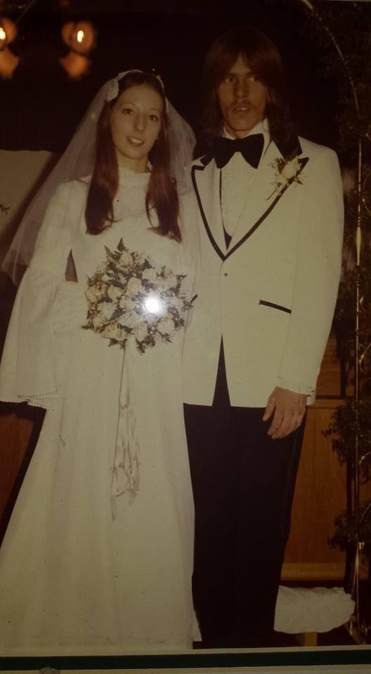 mark connie wedding