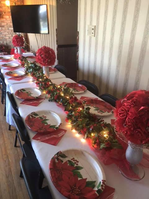 Christmas TABLE Holiday XMAS 2018 alicea xmas kids 14
