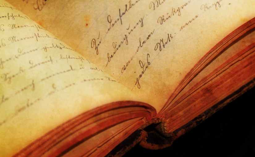 A PEN, YOUR STORY WROTE  By Lori AAlicea