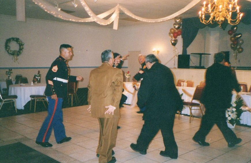 david and alicea brothers dancing at raquels weddings