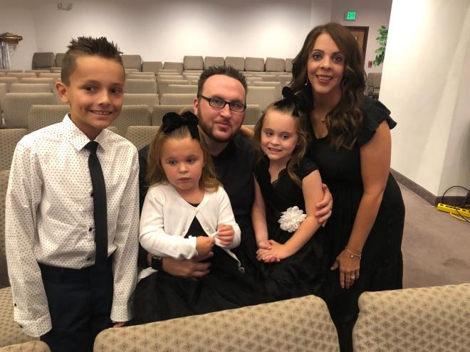 a family cumbee family