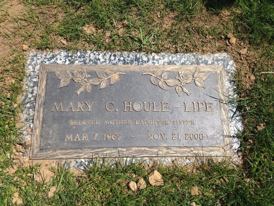 Mary's Headstone