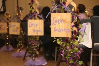 DAVID AND LORI Anniversary Love is Signs USE