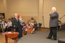 DAVID AND LORI Anniversary USE 25th anniversary - preach joe preaching 6