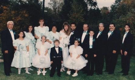 DAVID AND LORI Wedding Party USE