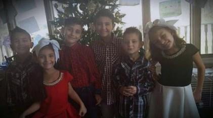 JOE AND DIANE Grandchildren