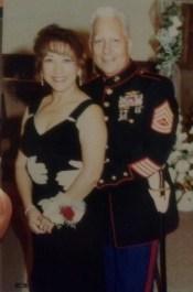 JOE AND DIANE Raquels wedding