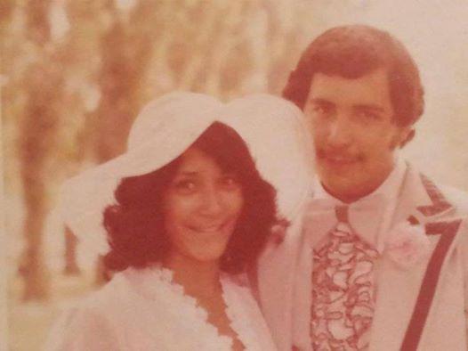 JOE AND DIANE Wedding Picture