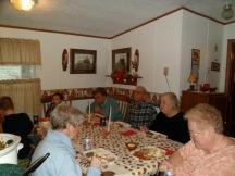 senior table
