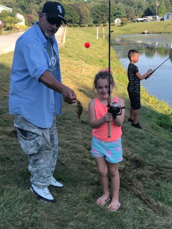 USE fishing 8