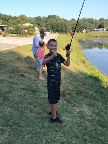 USE fishing Ethan older