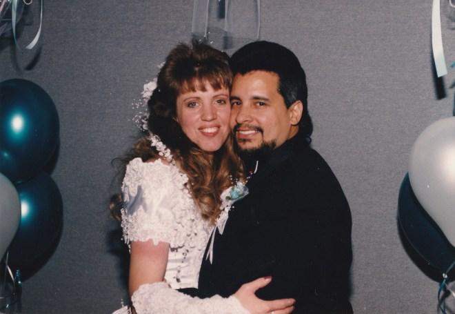 david and lori wedding dance
