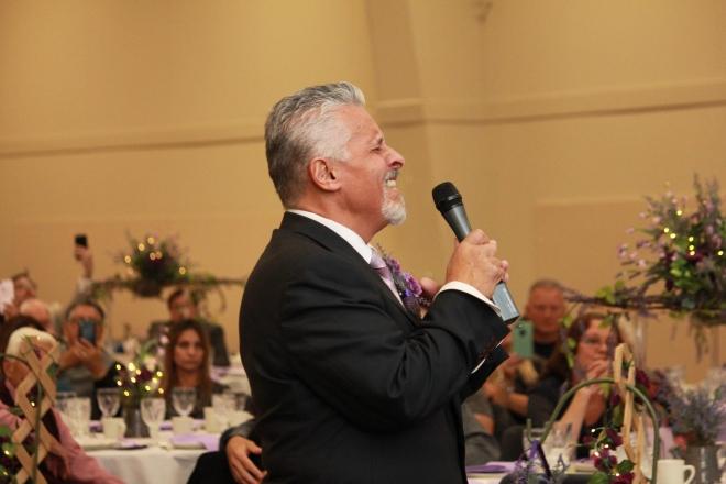 david singing